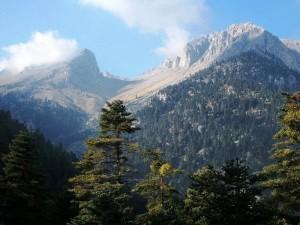 Mount Parnassos