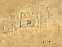 Satelite Pictures of Garama and its city structure http://news.nationalgeographic.com/news/2011/11/111111-sahara-libya-lost-civilization-science-satellites/