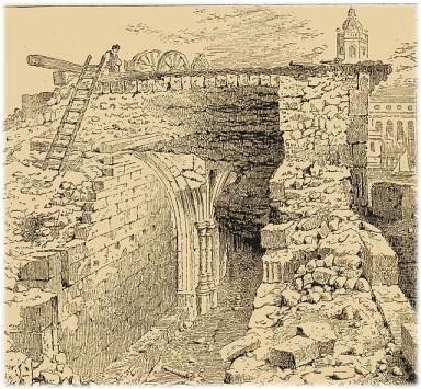 Londinium Ruins
