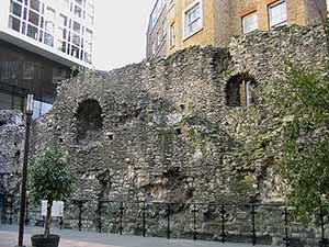 Fragment of London Wall