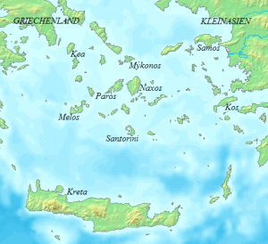 Cyclades Islands (Santorini)