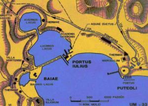Mappa - Campi Flegrei (2a)