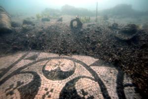 villa protiro mosaic