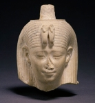 Egyptian Style Arsinoe II bust.
