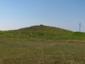 grave mound (kurgan)