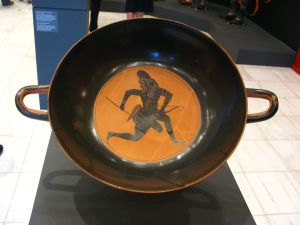 Greek art depicting Skythians (1)