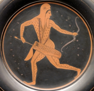 Greek art depicting Skythians (2)