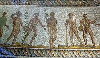 Olympia-mosaic