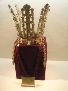 Skythian crown