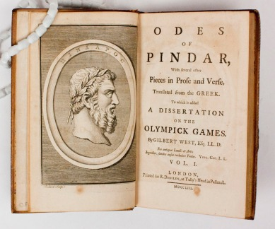 Image result for pindar